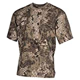 MFH US Army Herren Tarn T-Shirt (Snake FG/XL)