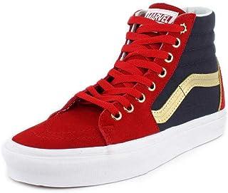 Vans Classic Slip-On (Marvel) Spider-Man/Black VN0A38F79H7 Skate Shoes