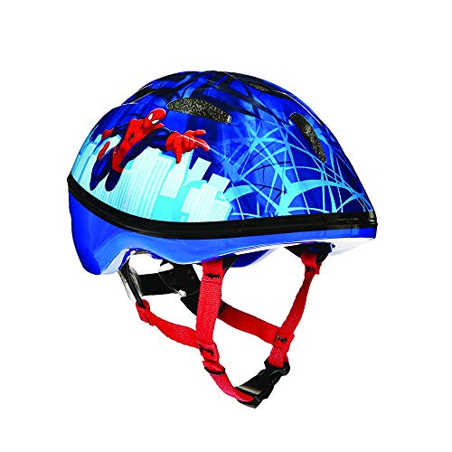 Bell Toddler Spiderman Spideys Little Web Bike Helmet, Toddler (3-5 yrs), Spider-Man: Spidey's Little Web