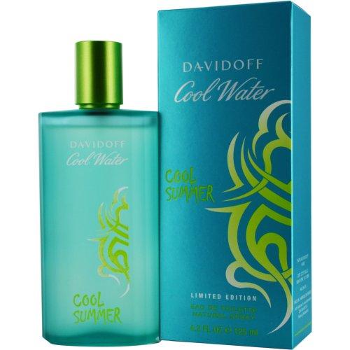 Davidoff Cool Water Cool Summer Eau de Toilette 125 ml