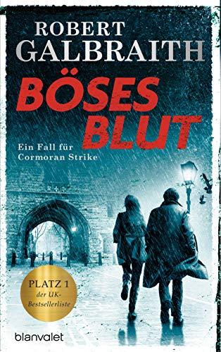 Buchseite und Rezensionen zu 'Böses Blut: Ein Fall für Cormoran Strik' von Robert Galbraith