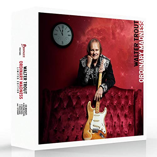 Ordinary Madness (Ltd.Edition Box Set)