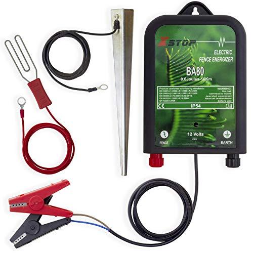 12 V batería 10 km para valla eléctrica rango de ENERGIZER