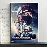 leinwandbild kücheschlafzimmer wall art Kimi Räikkönen