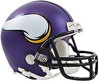 Riddell Minnesota Vikings VSR4 Mini Football Helmet - NFL Mini Helmets