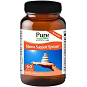 Pure Essence Labs Stress - 4 Way Support System - 60 Tablets