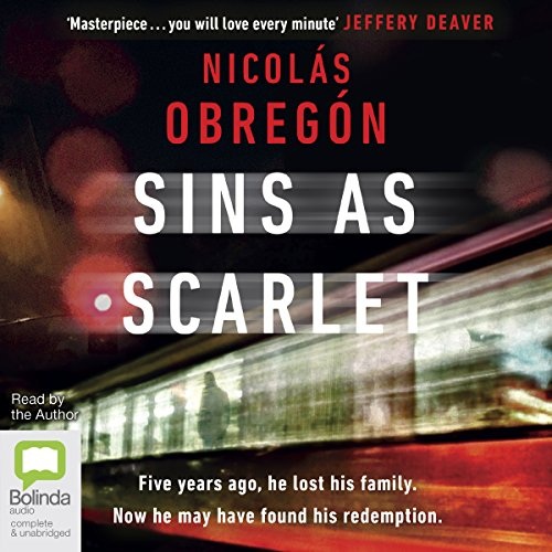 Sins as Scarlet audiobook cover art