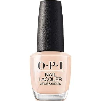 OPI Nail Lacquer, Neutral Nail Polish, Nude Nail Polish