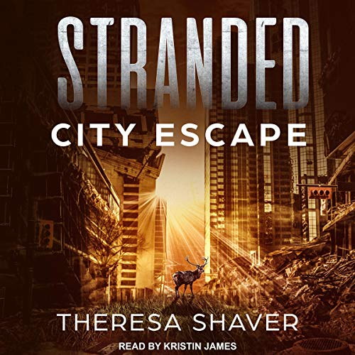 Stranded: City Escape  By  cover art