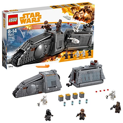 LEGO Star Wars Imperial Conveyex Transport (75217), Star Wars Spielzeug