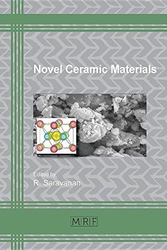Novel Ceramic Materials (Materials Research Foundations)