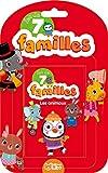 Jeu de 7 familles: Les animaux - Dès 5 ans