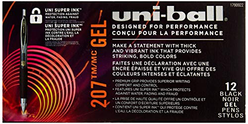 207 Signo Ultra Series.38mm, Black, Dozen