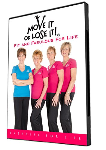 Move It Or Lose It!: Fit And Fabulous For Life [DVD]