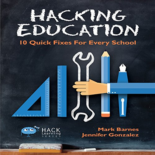 Hacking Education audiobook cover art