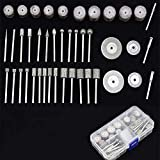 43 Pieces Stone Carving Set - Polishing Rotary Tools...