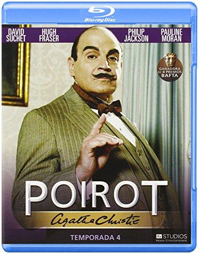 comprar Poirot - Cuarta Temporada [Blu-ray]