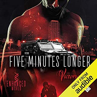 Five Minutes Longer audiobook cover art