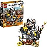 LEGO Overwatch Junkrat & Roadhog 75977 Building...