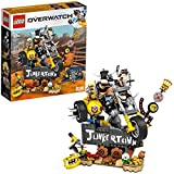 LEGO Overwatch Junkrat & Roadhog 75977 Building Kit, Overwatch Toy for Girls and Boys Aged 9+ (380...