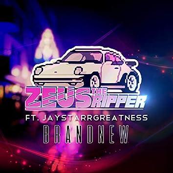 Brand New (feat. Jaystarr Greatness)
