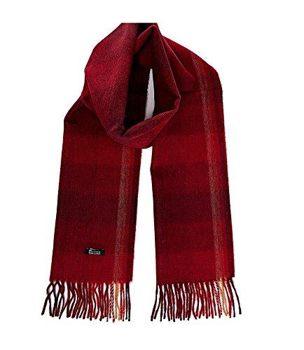 Mitos Natural Elegance Hipster sjaal van 100% wol alpaca, elegante wintersjaal, wolsjaal van fijn 100% alpaca-wol, zacht, warm, puur elegant natuurhaar unisex, naturel
