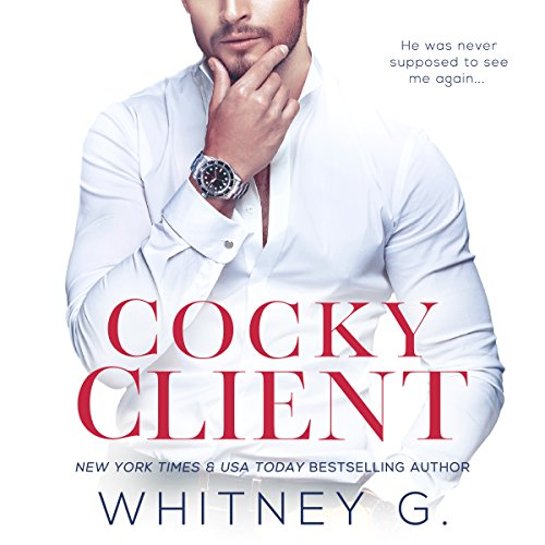 Cocky Client audiobook cover art