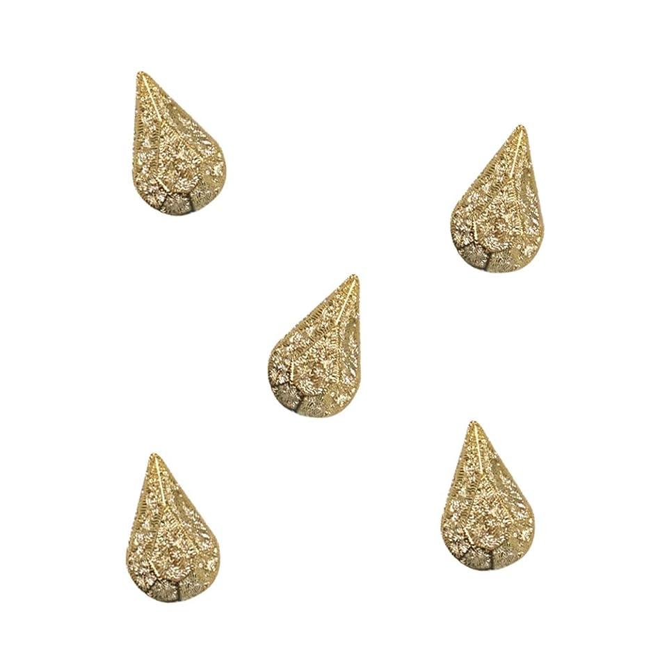 シンボル織るコンパニオンBonnail×RieNofuji Diamant Drop Gold