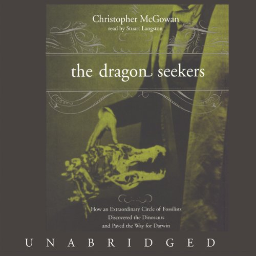 The Dragon Seekers audiobook cover art