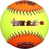 Evil Ball 12' BP 52 Batting Practice Ball .52/300 Softball- Dozen Evil BP 52-DZ