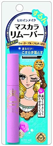 KissMe Heroine Make Mascara Remover 6ml (japan import)