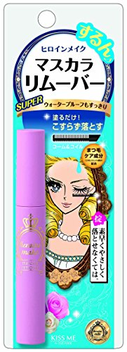 KissMe Heroine Make Mascara Remover 6ml (japan import)