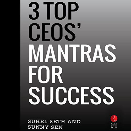 3 Top CEOs' Mantras for Success (Rupa Quick Reads) Titelbild