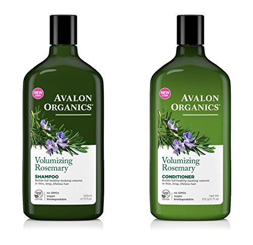 Avalon Organics Rosemary Shampoo & Conditioner Duo