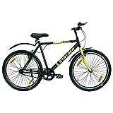 Stryder I-Ride Model 26 Inches MTB Speed Road Bike - 19' Frame, Black Green