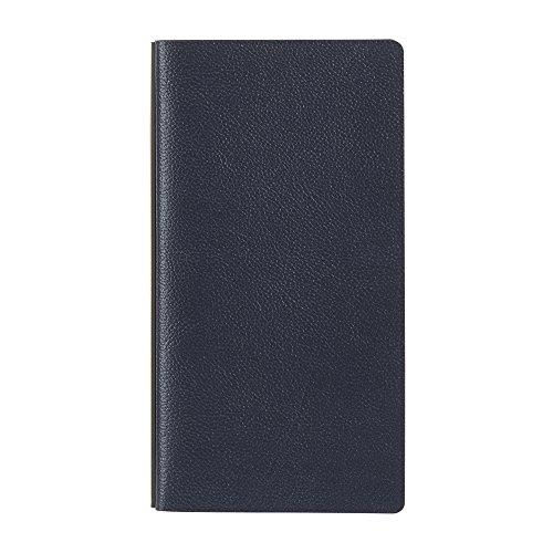 ノックスブレイン ルフト システム手帳 ナロー02 ネイビー 12280561