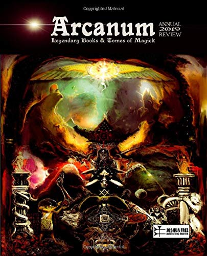 Price comparison product image Arcanum: Legendary Books & Tomes of Magick: Annual 2019 Review