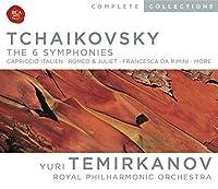 Tchaikovsky, Symphonies Nos. 1-6 by Yuri Temirkanov (2004-09-22)