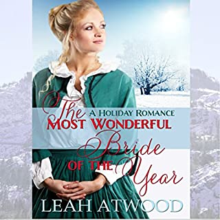 The Most Wonderful Bride of the Year     Mail-Order Matches              By:                                                                                                                                 Leah Atwood                               Narrated by:                                                                                                                                 Randy Fuller                      Length: 1 hr and 11 mins     Not rated yet     Overall 0.0