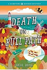 Death on Bull Path: A Cozy Mystery (Hamptons Murder Mysteries Book 4) Kindle Edition