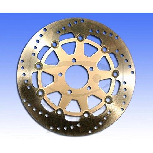 EBC Bremsscheiben Pro-Lite Disc (wärmebehandelt) <br>Ø=299mm / schwimmende Scheibe mit silberner Alunabe für Kawasaki - VN 1500