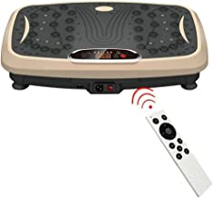 Exercise Vibration Plate, Fat Burning Vibration Fitness Massager Vibrating Plate Fitness For Home And Office Balance Train...