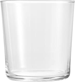 Bormioli Rocco Bodega Collection Glassware – Set Of 12 Medium 12 Ounce Drinking Glasses For Water, Beverages & Cocktails –...