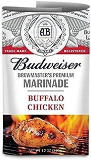 budweiser bbq sauce and marinade gift set