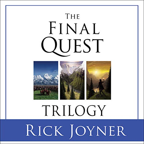 Couverture de The Final Quest Trilogy