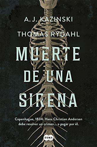 Muerte de una sirena de [A. J. Kazinski, Thomas Rydahl]