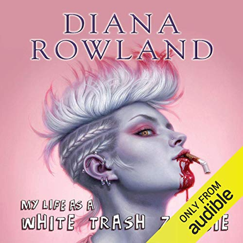 My Life as a White Trash Zombie  By  cover art