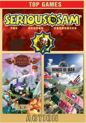 Top Games Kleiner Preis Action 1 - 3 CDs