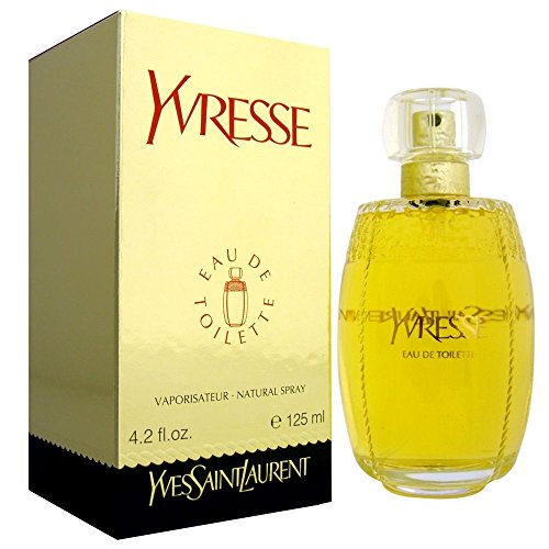 Yvresse By Yves Saint Laurent For Women. Eau De Toilette Spray 4.2 Ounces