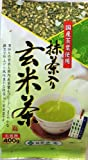 土倉 徳用 抹茶入玄米茶 400g